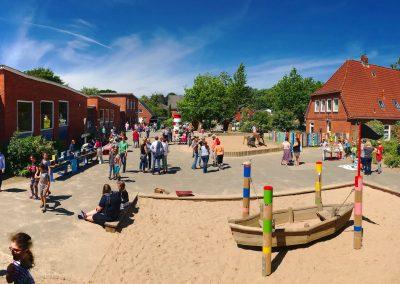 Gofo Schulhof Projektwoche